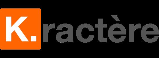 logo K.ractère